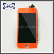 Hot sale smartphone color lcd screen for iphone 5, for iphone 5g lcd screen