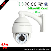 wifi ptz outdoor dome ip camera auto tracking ptz ip camera zoom and focus camera