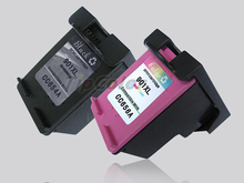 Exceed ISO9001 Standard Compatible HP 901XL Color Ink Cartridge CC655AC With Clear Color Layer