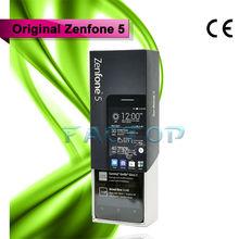 Original zenfone 5 phone 2GB+16GB Intel Atom Z2580 2.0G dual core cpu 8.0M+2.0M dua cameras dual sim card