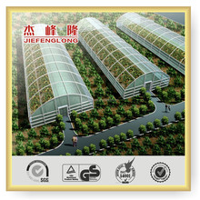 Triple Wall Greenhouse Roof Panels Polycarbonate Hollow Sheet