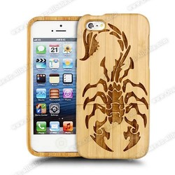 natural wood case for iphone 6 with luxurious style
