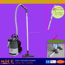Cordless vacuum dryer backpack vacuum cleaner