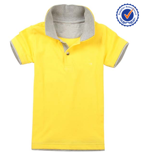 Polo collar plain t shirts for boys cheap rib collar t for Cheap polo collar shirts