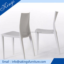 High Quality Clear Plastic Chair Plastic Chair Weight