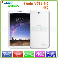 """Onda 7"""" tablet V719 tablet lte 4g Marvell 1920 ARM Quad Core Android 4.3 tablet pc"""