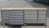 hot sale 96 inch stainless stee husky tool box
