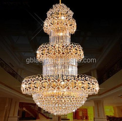 Antique luxury crystal pendant lamp expensive pendant crystal light