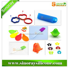 2015 Non-stick colorful sale silicone kitchen accessories