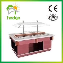 Guangzhou manufacturers refrigeration equipment used restaurant equipment in china