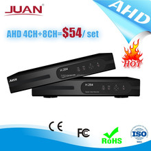 4CH and 8CH Cloud AHD DVR , Hybird DVR of AHD/DVR /NVR 3 IN 1 for $54 each set