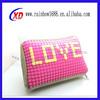 2015 new fashionable jelly silicone bag,silicone pixel bag