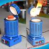 3Kg Mini Portable Mini Melting Furnace