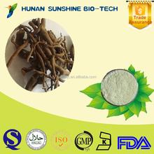 Hot sale Kava P.E. powder 30%-70% Kavalactones CAS: 9000-38-8