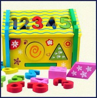 High quality hot sale math wooden education toy