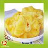 2015 hot sale popular snack Air/sun Dried pineapple