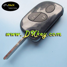 Maserati key 3 buttons smart flip key shell 0523 style without battery place