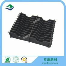 anti-static carbon black conductive IXPE foam