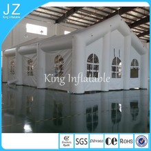 giant cheap inflatable tent commercial cube large inflatable tent