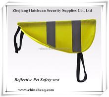 Hot Selling Reflective Safety Pet Vest Apparel