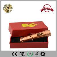 2014 new coming best electronic cigarette brand ecig mod 26650 aluminium ss onyx mod