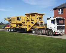 2012 New Type Stone Crusher Fit For Mining Industry
