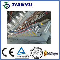 roll shutter door roll foming line tiles