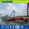 12 months warranty cutter suction dredging barge