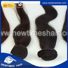 Human Hair Unprocessed Grade 5A Virgin Hair Extension