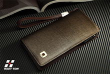 2015 New Arrival Genuine Leather Mens Wallet