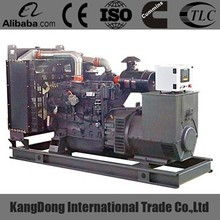 150KVA diesel generator electrical power with soundproof canopy