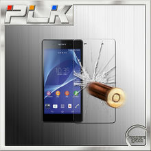 0.33mm/0.4mm thickness 95% high clear tempered glass screen protector for sony xperia e oem/odm (Glass Shield)