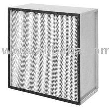 Aluminum Separator HEPA Filter for Cleanroom, AHU & Compressor