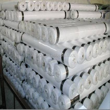 Poplin white T/C 65/35 45x45 110*76 44''/45'' bleached fabric