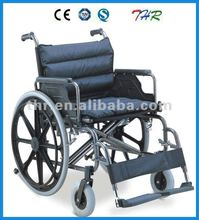 THR-F951B-56 Good Quality! Steel Wheel Chairs for Handicapped