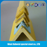 Carbon steel profiles angle iron section structural mild steel angle (S235,S275,S355)