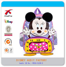 cute girls school backpack mickey minnie mouse kids backpack