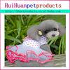 New fashion high quality dog's wedding dress dog clothes