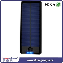 Emergency manufacturer 10000 mah universal rechargeable solar power banks