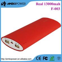 2015 Hot qucik chargering 20000mah Portable Power Bank