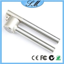 304 Stainless steel Hand Squeeze Garlic Press Ginger Crusher Masher Kitchen Tool