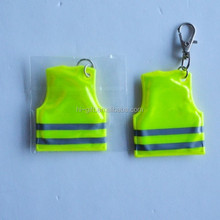 Advertising promotional gifts, reflective pendant, reflective keychain