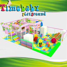 Children Double Sided Luxurious Kitchen Soft Play Naughty Castle Plastic Toys Dream House Playing Playground Sets