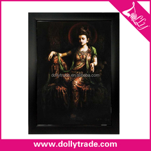 Home Decorative Wall Picture Indian Hot Sexy Women Painting
