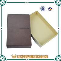 Luxury T Shirt Gift drawer Boxes with embossing logo/High quality drawer box