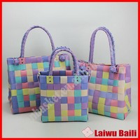 Fancy custom plastic shopping bag china supplier with factory price