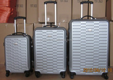 2014 most salable and competitive 3pcs set pc suitcase