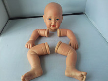vinyl baby doll heads, doll making kits, vinyl doll heads and hands