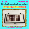 Natural Hair private label eyebrow extension products 630