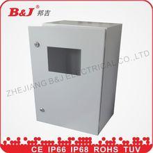high quality IP66 electricalsheet metal waterproof outdoor electrical box/electrical panel/metal switch box